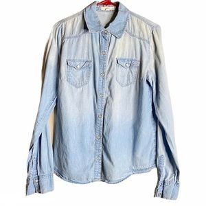 "Iris by Los Angeles ""Chambray Shirt"""